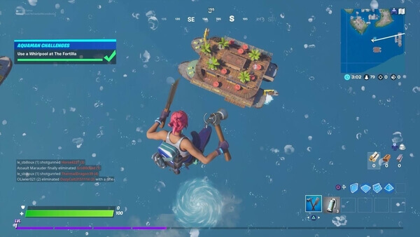 Fortnite Aquaman Challenges What Are The Aquaman Challenges In